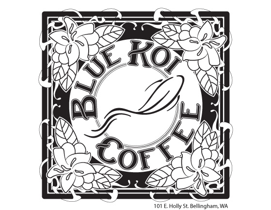 Blue Koi Coffee – Bellingham, WA