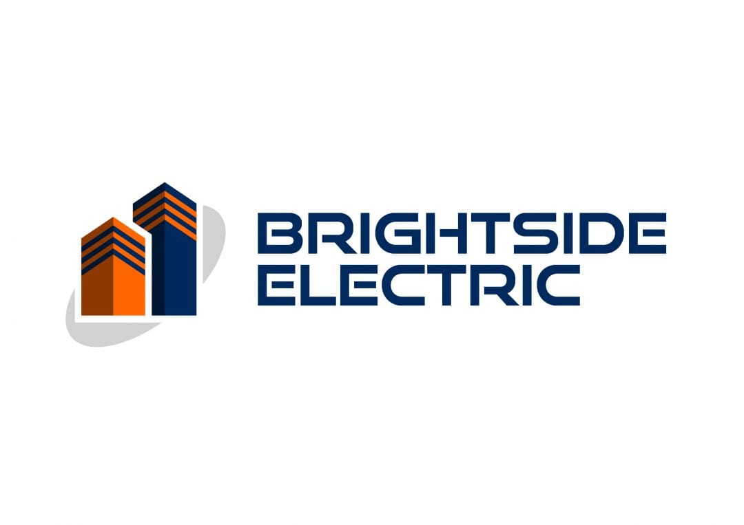 Brightside Electric Logo Electrician