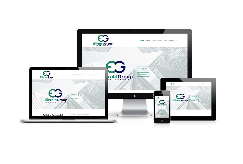 The Emerald Group Web Design Cleveland, OH